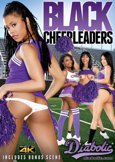 Black Cheerleaders (2018) DVDRip