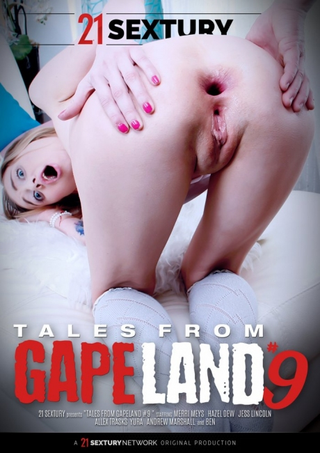 Tales From Gapeland 9 (2018) DVDRip