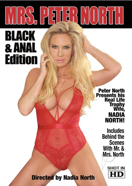 Mrs. Peter North Black & Anal Edition (2018) DVDRip