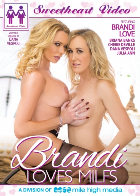 Brandi Loves MILFs (2018) DVDRip