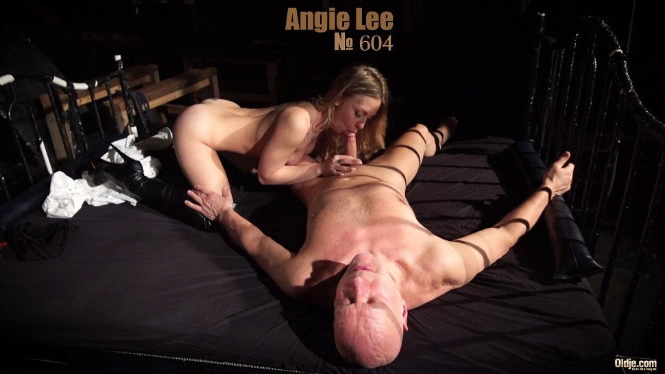 Angie Lee №604 HD 1080p