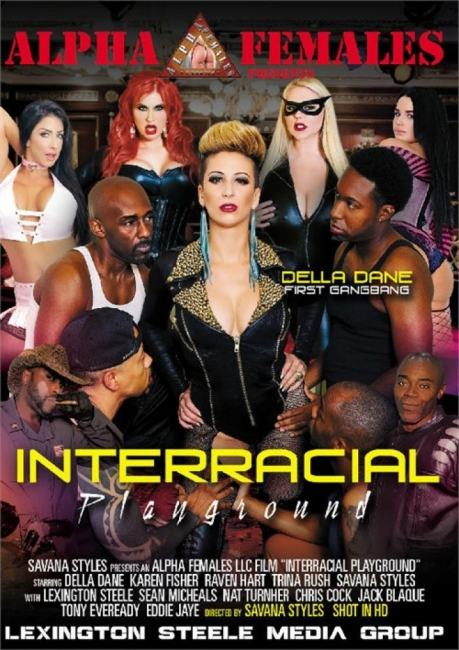 Interracial Playground (2018) DVDRip