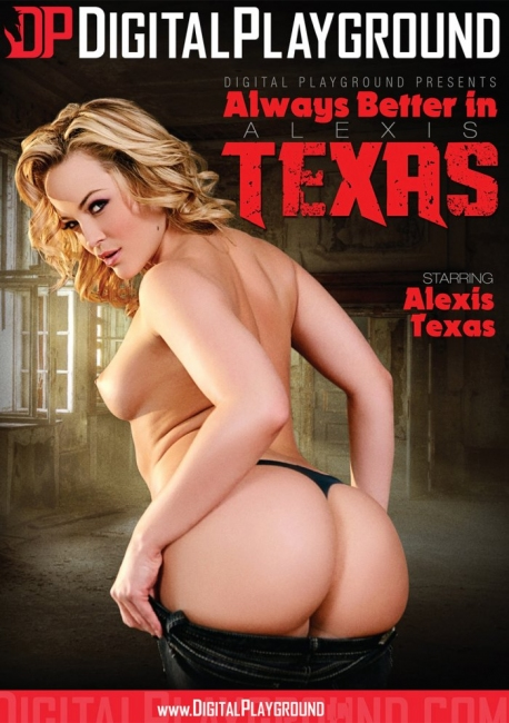 Always Better In Alexis Texas (2018) DVDRip