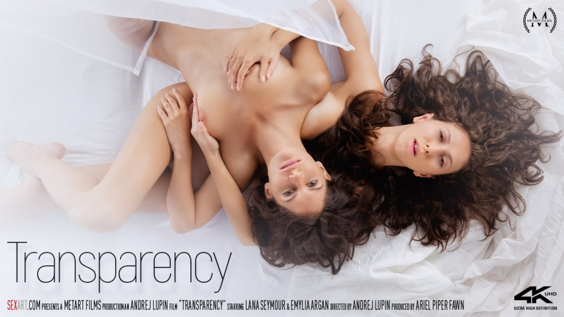 Emylia Argan, Lana Seymour: Transparency HD 1080p