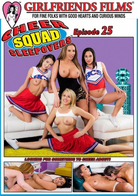 Cheer Squadovers Episode 25 (2018) DVDRip