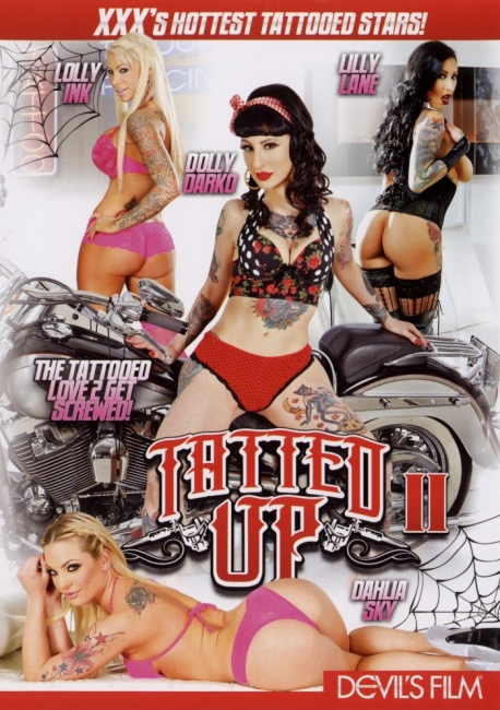 Tatted Up 2 (2018) DVDRip