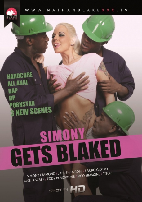 Simony Gets Blaked (2018) DVDRip