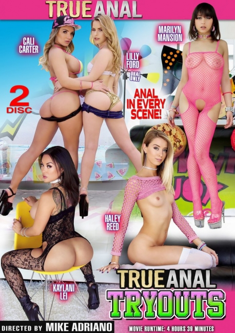 True Anal Tryouts (2018) 2 Disc DVDRip