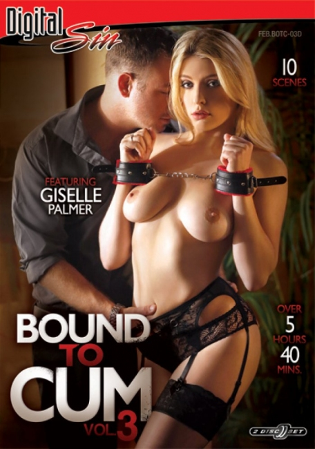 Bound to Cum 3 (2018) 2 Disc DVDRip