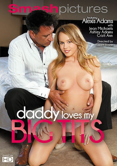 Daddy Loves My Big Tits (2018) DVDRip