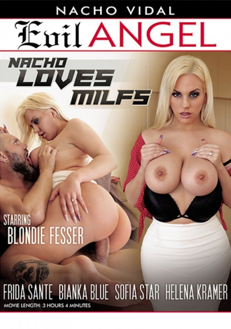 Nacho Loves MILFs (2018) DVDRip