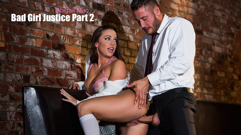Abigail Mac: Bad Girl Justice [Part 2] HD 1080p