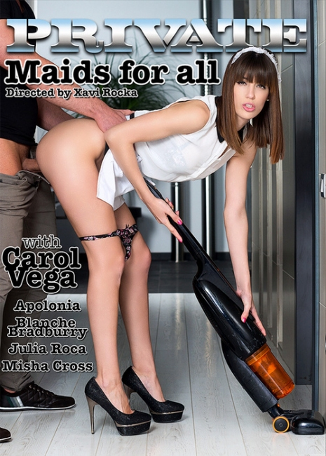 Maids for all (2018) DVDRip