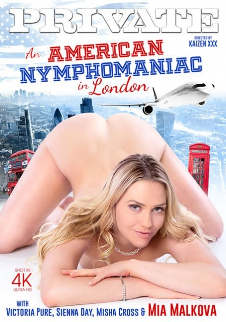 An American Nymphomaniac In London (2018) DVDRip