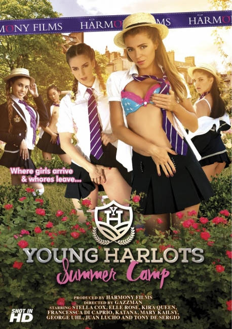 Young Harlots - Summer camp (2018) DVDRip