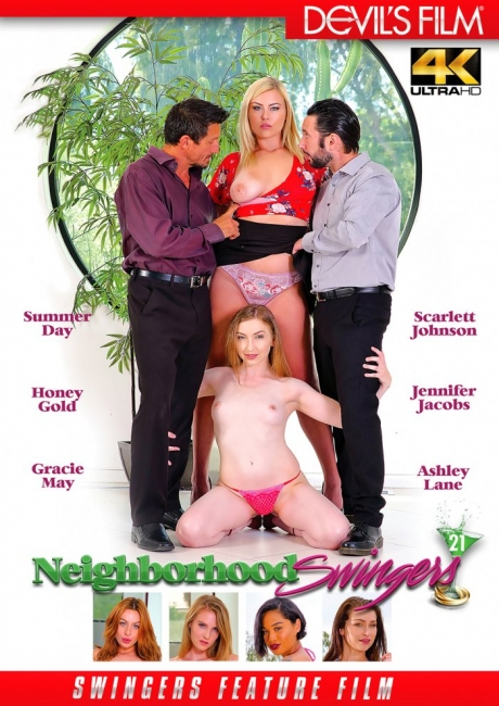 Neighborhood Swingers 21 (2018) DVDRip