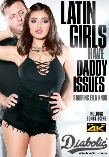 Latin Girls Have Daddy Issues (2018) DVDRip