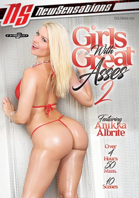 Girls With Great Asses 2 (2018) 2 Disc DVDRip