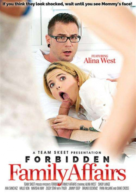 Forbidden Family Affairs (2015) DVDRip