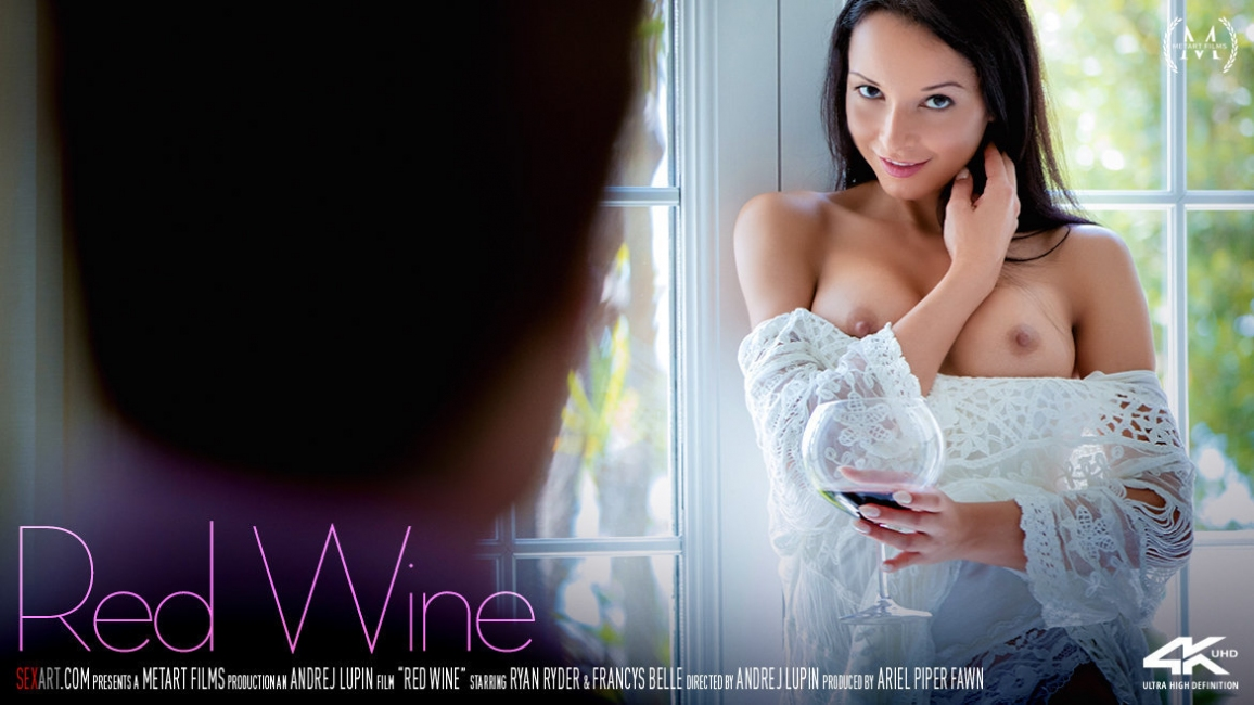Francys Belle: Red Wine HD 1080p