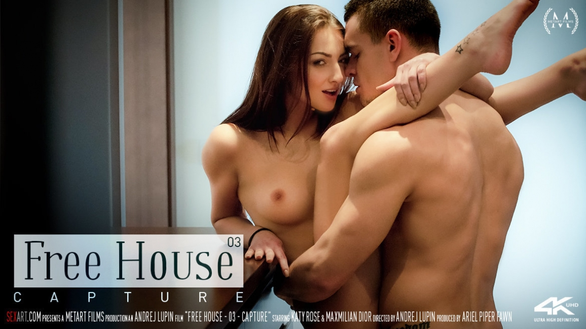 Katy Rose: Free House Episode 3 [Capture] HD 1080p
