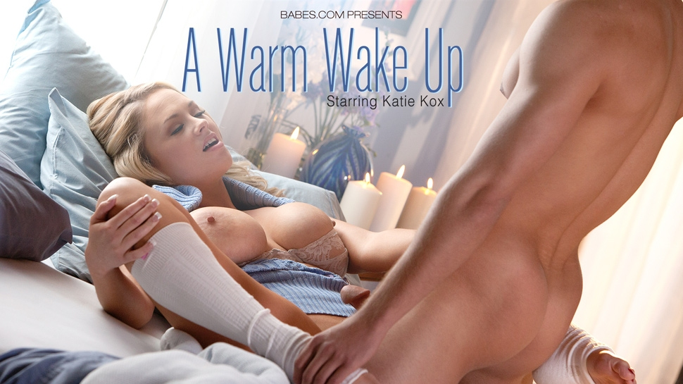 Katie Kox: A Warm Wake Up HD 1080p