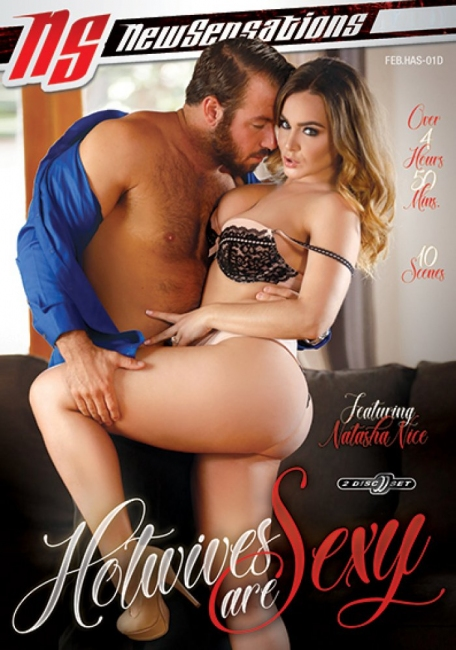 Hotwives Are Sexy (2018) 2 Disc DVDRip